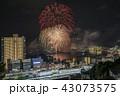 花火大会 熱海海上花火大会 花火の写真 43073575