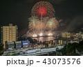 花火大会 熱海海上花火大会 花火の写真 43073576
