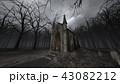 教会とお墓 43082212