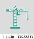 クレーン ベクタ ベクターのイラスト 43082843