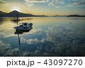 朝焼け 瀬戸内 瀬戸内海の写真 43097270