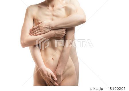 人物 ヌード 女性と男性 43100205