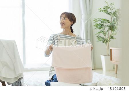 親子 洗濯物 43101803