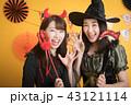ハロウィン コスプレ パーティー 女子会 魔女  43121114