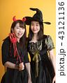 ハロウィン コスプレ パーティー 女子会 魔女  43121136