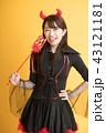 ハロウィン コスプレ パーティー 女子会 魔女 43121181