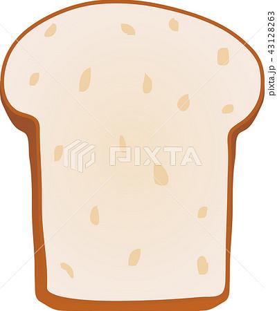 食パン 43128263