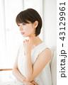 女性 ヘアスタイル ポートレートの写真 43129961