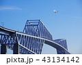 ゲートブリッジ 橋 東京ゲートブリッジの写真 43134142