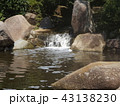 稲毛海浜公園の小さな滝 43138230