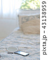 ライフスタイル スマートフォン 手鏡の写真 43138959