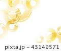 背景 丸 円のイラスト 43149571
