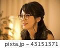 女性 笑顔 20代の写真 43151371