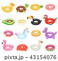 おもちゃ 玩具 遊び道具のイラスト 43154076