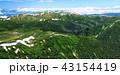山岳 雲ノ平 北アルプスの写真 43154419