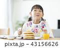 女の子 パンケーキ 43156626