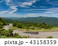 高原の道路 43158359