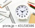 英語 教育 時計の写真 43158386