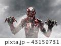 ゾンビ モンスター 怪物のイラスト 43159731