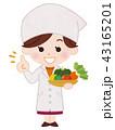 栄養士 女性 43165201