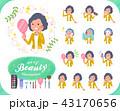 女性 ビューティー 美容のイラスト 43170656