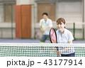 テニス 43177914