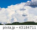 夏の青空 43184711