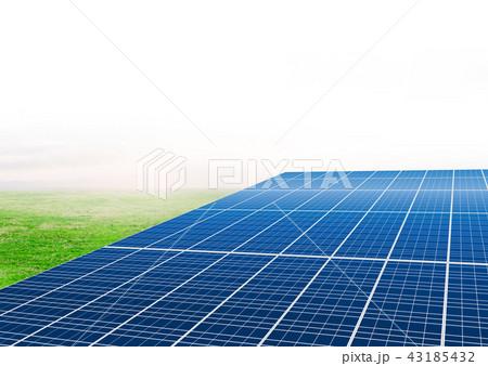 ソーラーパネル 43185432