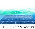 ソーラーパネル 43185435