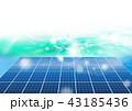 ソーラーパネル 43185436