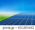 ソーラーパネル 43185442