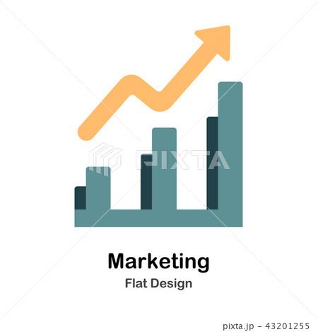 Marketing Flat Icon 43201255