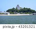 佐賀県 風景 唐津城 43201321