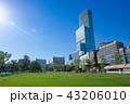 あべのハルカス 天王寺公園 公園の写真 43206010