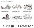 日本の観光地(近畿地方) 43206427