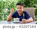 食 料理 食べ物の写真 43207164