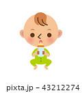 赤ちゃん ミルク 哺乳瓶 43212274