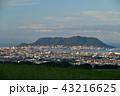 市街地 晴れ 風景の写真 43216625