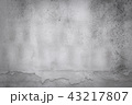 cement wall background and texture copy space 43217807