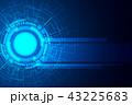 ベクトル テクノロジー 技術のイラスト 43225683