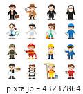 セット 児童 子どものイラスト 43237864
