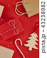 クリスマス ギフト プレゼントの写真 43238982
