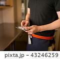 飲食店 オーダー 注文票の写真 43246259