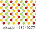 柄 パターン 果実のイラスト 43249277