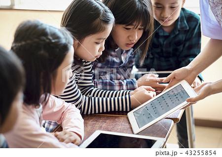 IT教育の授業風景 43255854