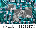 Computer Circuit Board 43259578