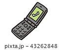 ガラケー 43262848