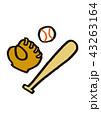 野球道具 43263164