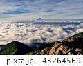 雲海 風景 自然の写真 43264569