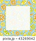 くだもの フルーツ 実のイラスト 43269042